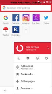 Opera mini offline setup download.download now prefer to install opera later? Download Opera Mini Apk Latest Version 46.0.2254.145391 ...