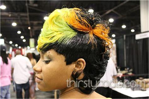 Atlanta Hair Show Hairstyles