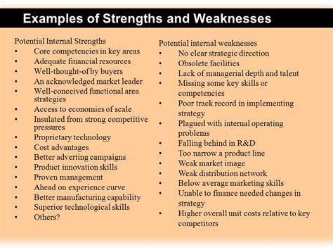 resume strengths exles ideas functional resume