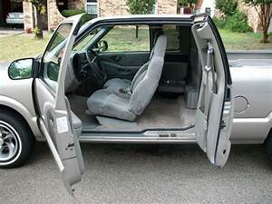 Buy Used 2000 Chevrolet S10 Extended Cab W   3rd Door