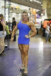 Brazilian Female Bodybuilding Champion - Das Not It Mane