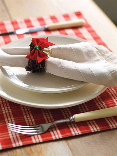 fascinating diy christmas napkin holders  add