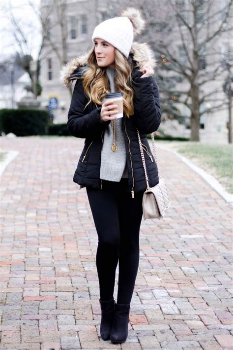 25 Fashionable Outfits for Fall/Winter 2018 - Pretty Designs