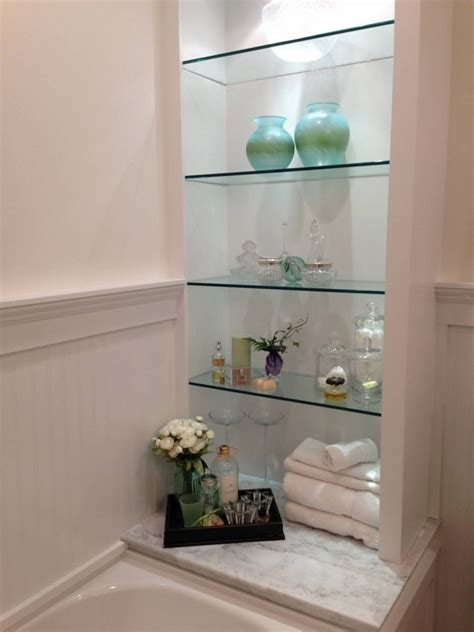 Home Interior Shelves by 12 Collection Of Glass Shelves Living Room