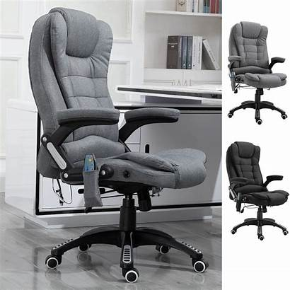 Chair Office Massage Reclining Executive Relaxing Relax