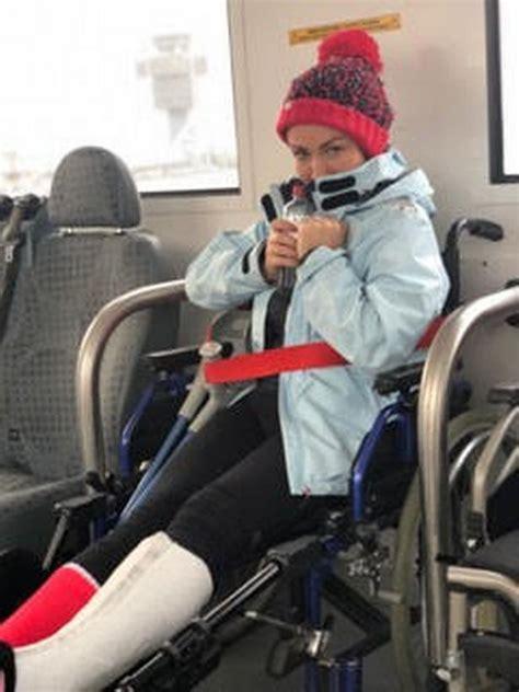 Apprentice Star Gráinne Mccoy Left Broken By French Ski