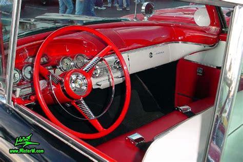 1958 Edsel Ranger Convertible Dashboard & Interior | 1958 ...