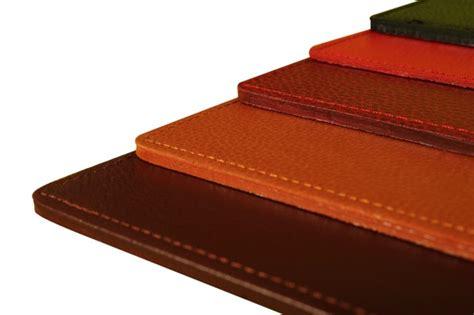 sous en cuir pour bureau sous en cuir personnalisable taille s le site du cuir