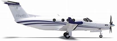 Cessna Denali Height Aircraft Turboprop Ft Specs