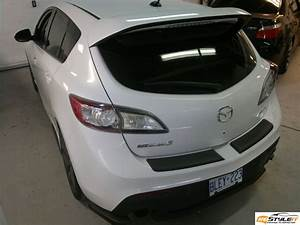 Mazdaspeed 3 Custom Lights Mazda 3 Lights And Side Signal Tint Vehicle