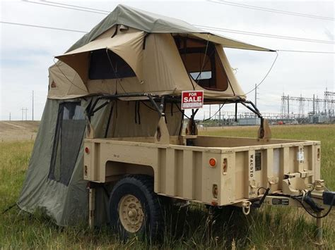 military trailer cer 53 best images about military cing trailer on pinterest
