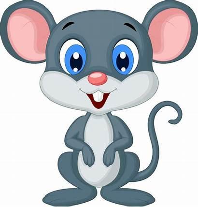 Mouse Cartoon Muis Leuke Mural Pixers Vinyl