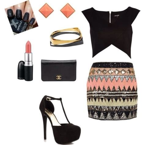 Skirt black crop top tribal aztec mini skirt shirt t-shirt tank top shoes tribal pattern ...