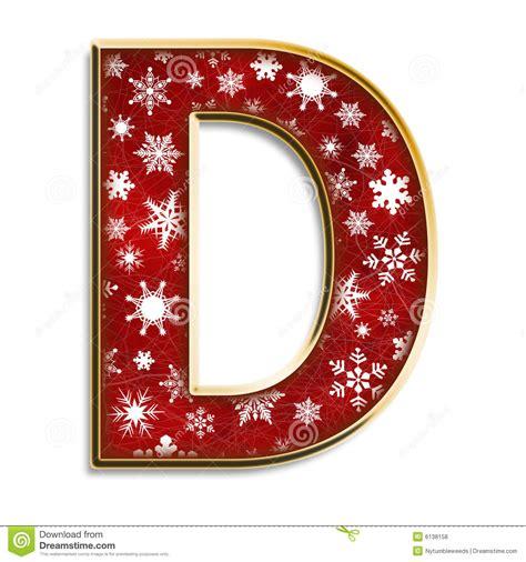 christmas letter   red stock illustration image  letters