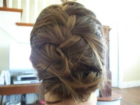 french braid     style  french braid hair