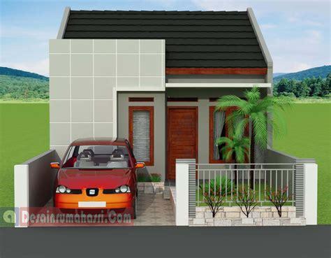 rumah type  desain rumah asri