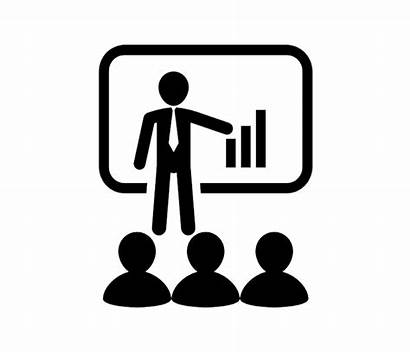 Training Icon Business Transparent Background Industrial Assessment