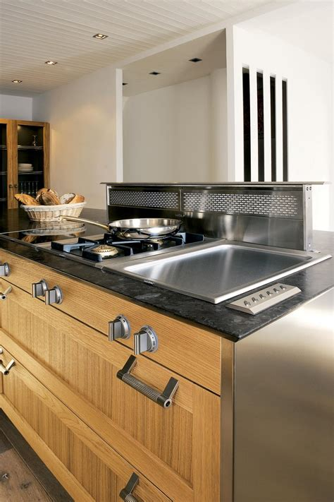 cuisine allmilmo prix ilot cuisine inox gallery of cuisine en inox en bois laqu