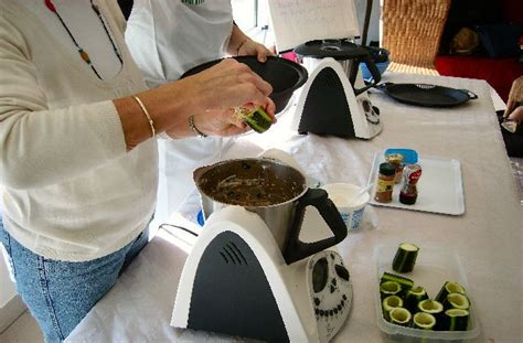 atelier cuisine thermomix atelier culinaire thermomix pause cuisine