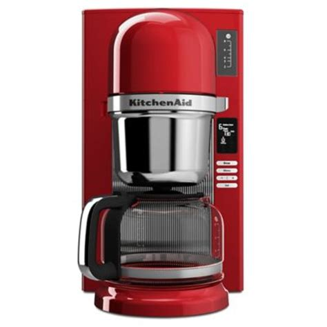 Buy Red Kitchenaid Coffee Maker From Bed Bath & Beyond