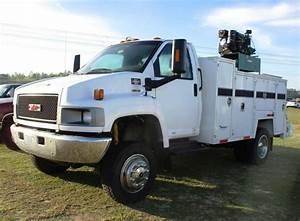 Gmc Topkick C5500 Service Trucks    Utility Trucks