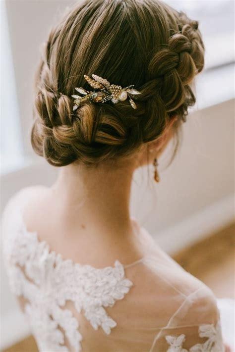 elegant bridal hair best wedding hair brunette best 25 wedding hair brunette ideas on pinterest