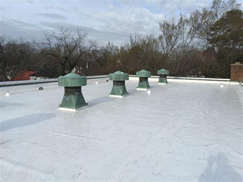 commercial tpo roof  norfolk va tpo roof installation