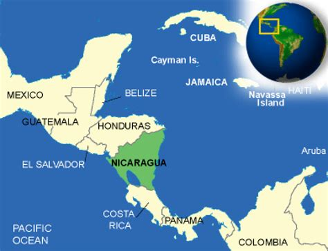 Nicaragua Facts, Culture, Recipes, Language, Government