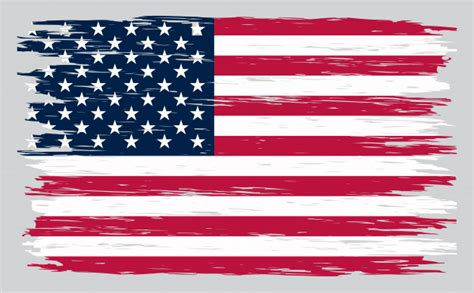 Vector files are available in ai, eps, and svg formats. Grunge american flag Vector   Premium Download