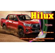 2020 Toyota Hilux  Cars Specs Release Date Review And