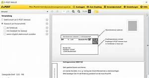 Deutsche Post Lieferzeiten Brief : briefe online versenden ihr elektronischer brief deutsche post e post ~ Watch28wear.com Haus und Dekorationen