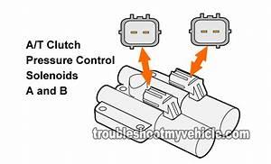 Part 1  T Pressure Control Solenoids A And