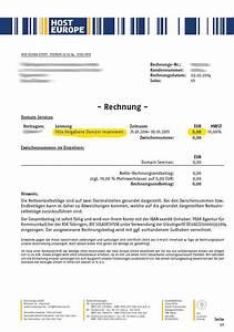 Rechnung Airbnb : rechnung host europe dia blog ~ Themetempest.com Abrechnung