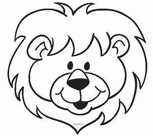 Lion black and white lion clip art black and white free ...