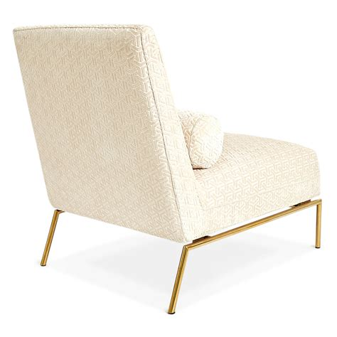 astor slipper chair modern chairs jonathan adler