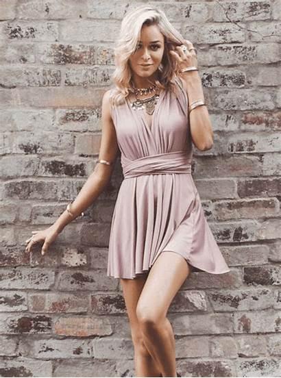 Dresses Homecoming Short Prom Neck Blush Satin