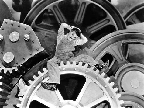 modern times chaplin chaplin s modern times rage against the machine filmic