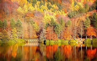 Desktop Mountain Fall Background Wallpapers