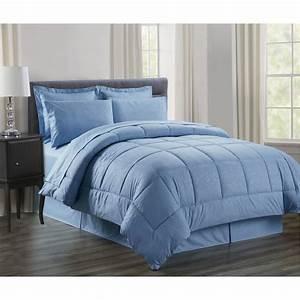 8, Piece, Vine, Down, Alternative, Bed, In, A, Bag, Bedding, Set