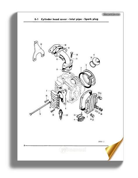 honda 70 dax parts catalog wiring