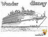 Coloring Cruise Ship Pages Disney Colouring Caribbean Royal Ships Printable Vacation Sheets Cruises Sketch 1992 Wonder Boys Yescoloring Fun Celebrity sketch template