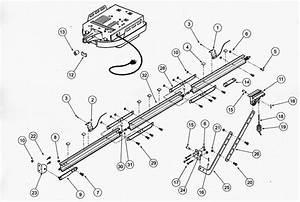 Genie Rail Parts