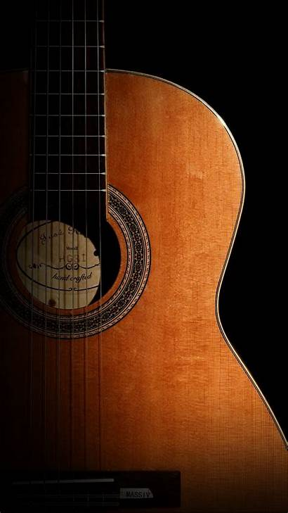 Guitar Acoustic Resolution Screen