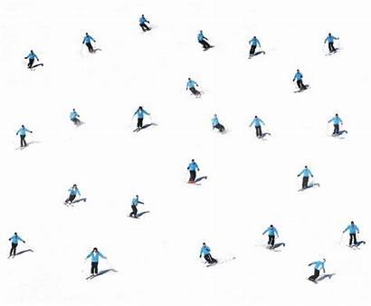 Skiing Astounding Sports Skiers