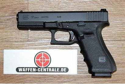 Glock Gen 9mm Luger Gen4 Kal Waffen