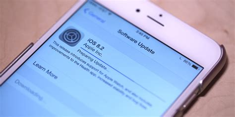 apple iphone upgrade update iphone to ios 8 2 business insider