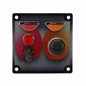 Longacre 44831 Start  Ignition Panel W  Wp Switch Covers And