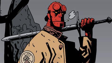 top  hellboy comic book covers ign