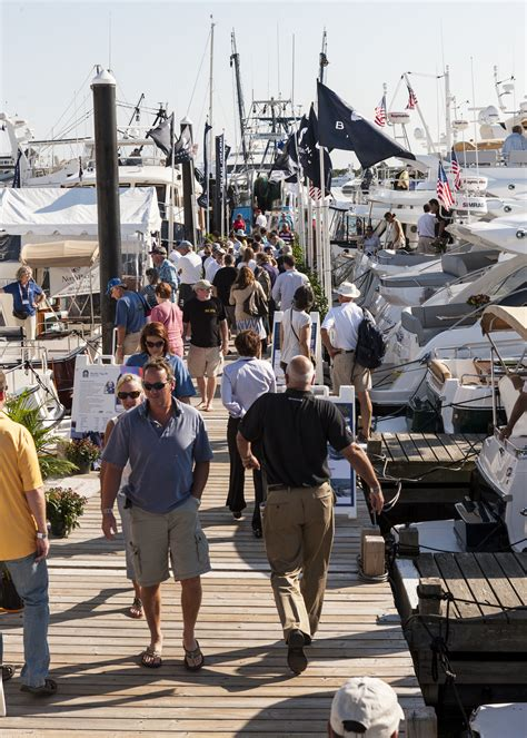 Newport Boat Show Discount Tickets by Newport International Boat Show Opens This Week