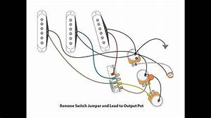 50 U0026 39 S Or Vintage Style Wiring For A Stratocaster